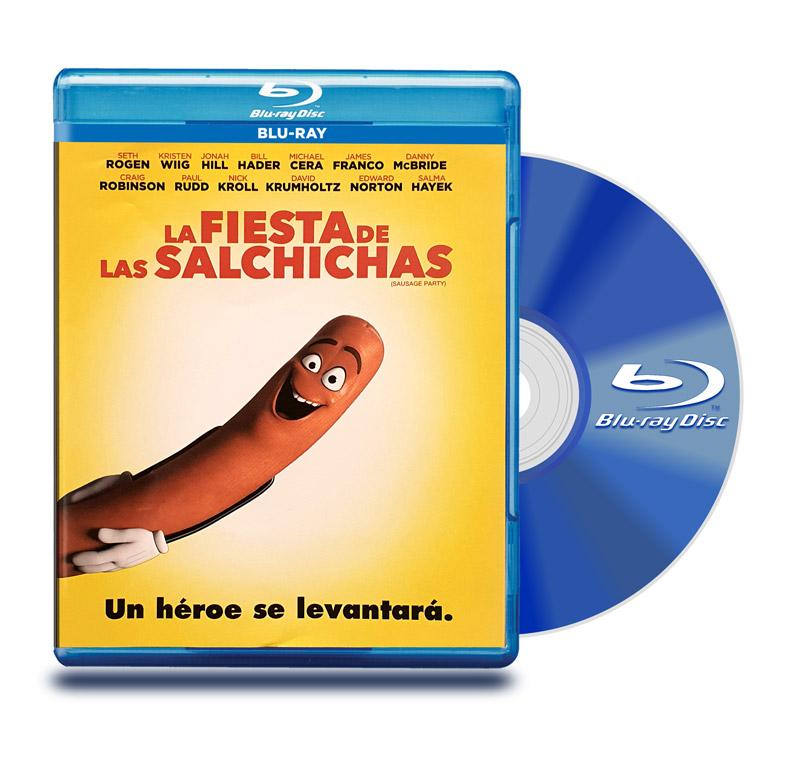 Blu Ray La Fiesta de las Salchichas
