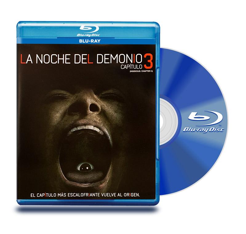 Blu Ray La Noche del Demonio: Capítulo 3
