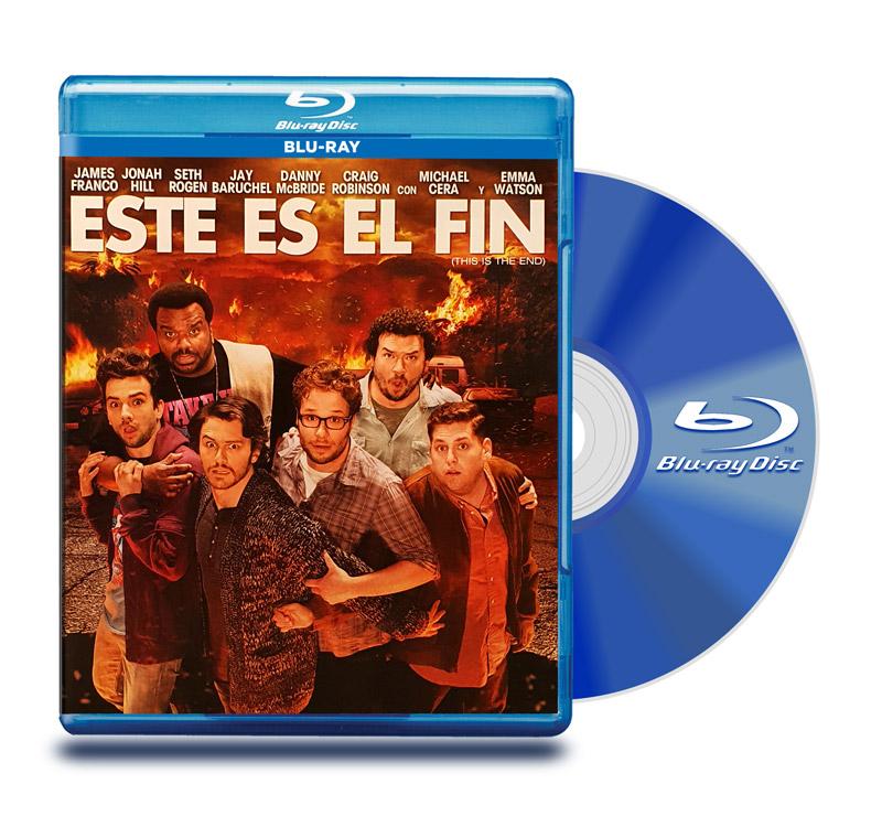 Blu Ray Este es el Fin