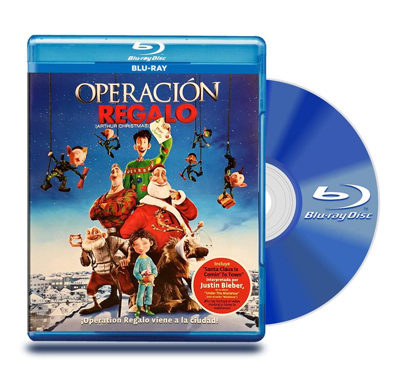 Blu Ray Operación Regalo