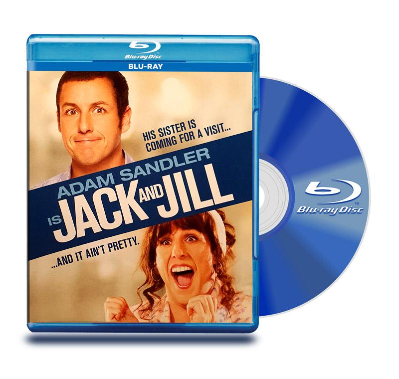 Blu Ray Jack and Jill