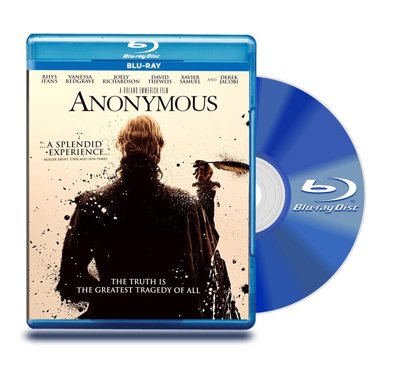 Blu Ray Anonymous