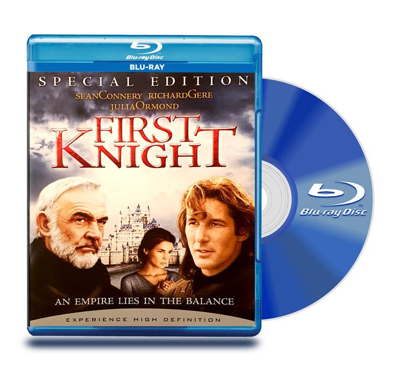 Blu Ray Lancelot: El Primer Caballero (First Knight)
