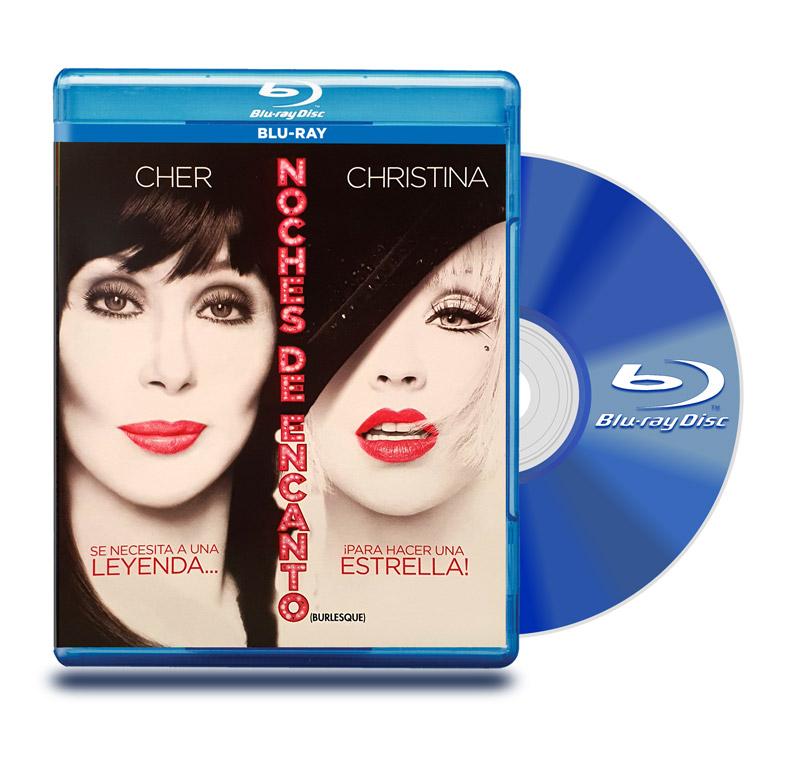 Blu Ray Noches de Encanto