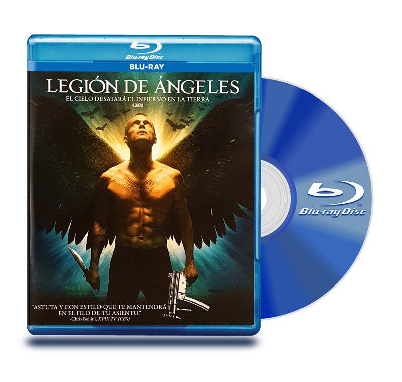 Blu Ray Legión de Angeles