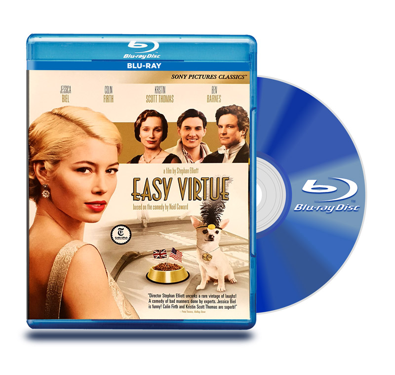 Blu Ray Easy Virtue