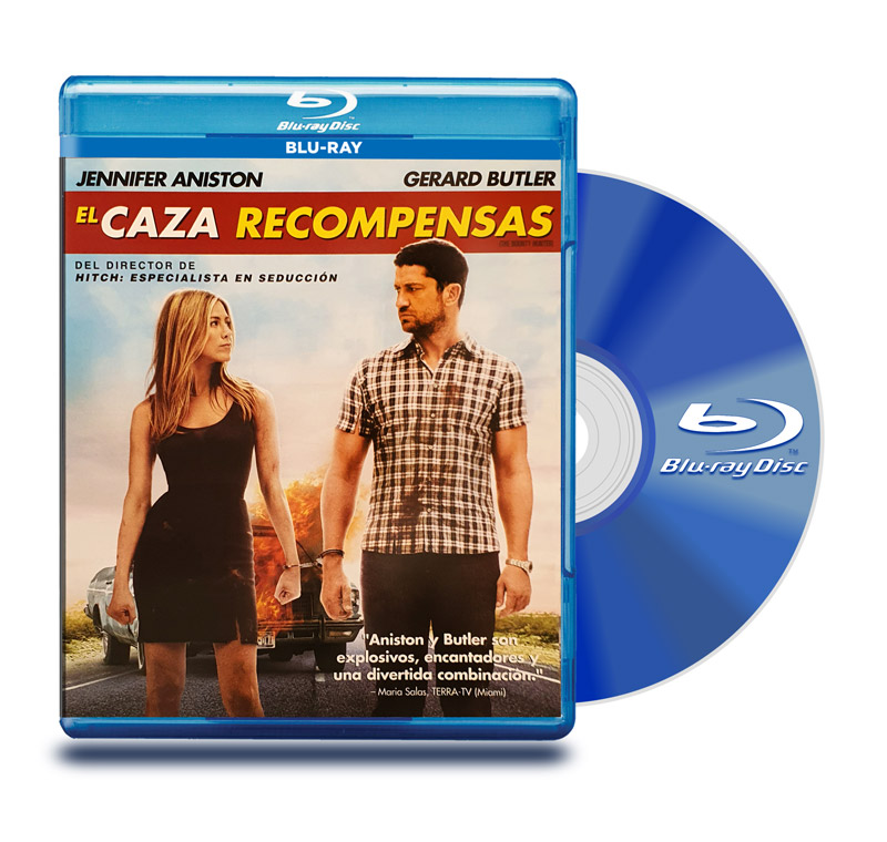 Blu Ray El Caza Recompensas