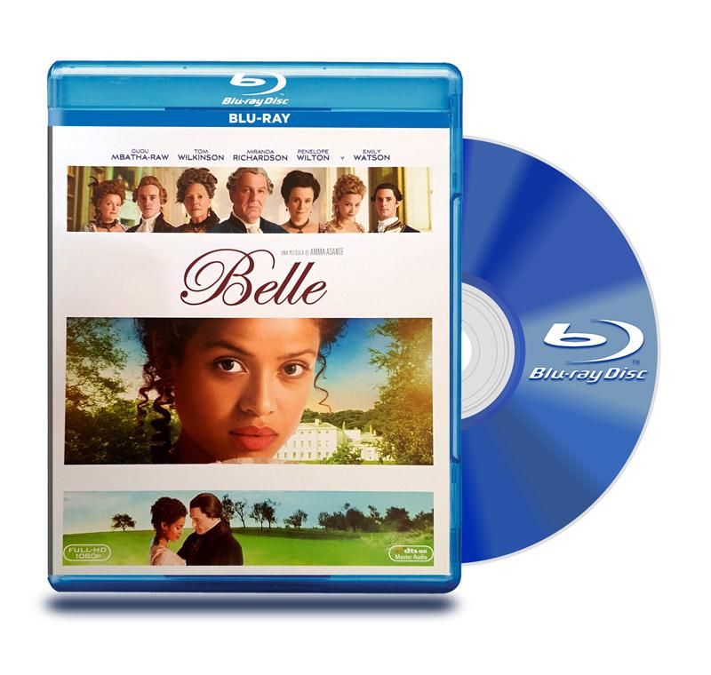 Blu Ray Belle