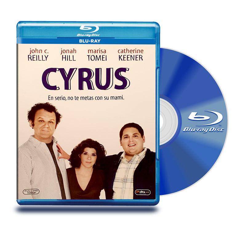 Blu Ray Cyrus