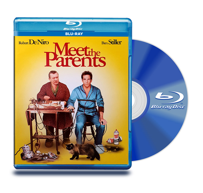 Blu Ray La Familia de mi Novia (Meet the Parents)