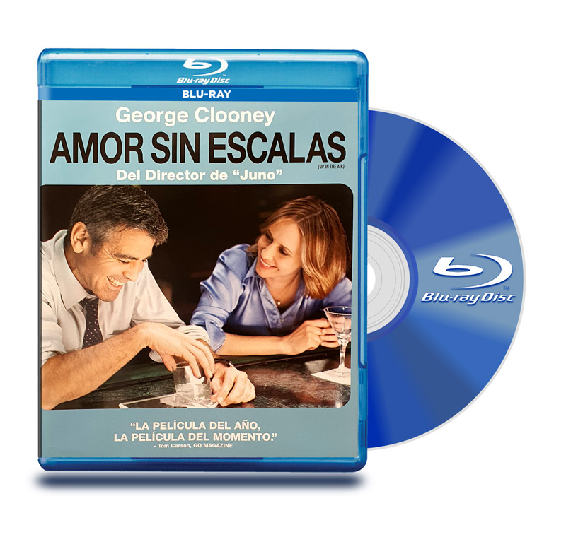 Blu Ray Amor Sin Escala