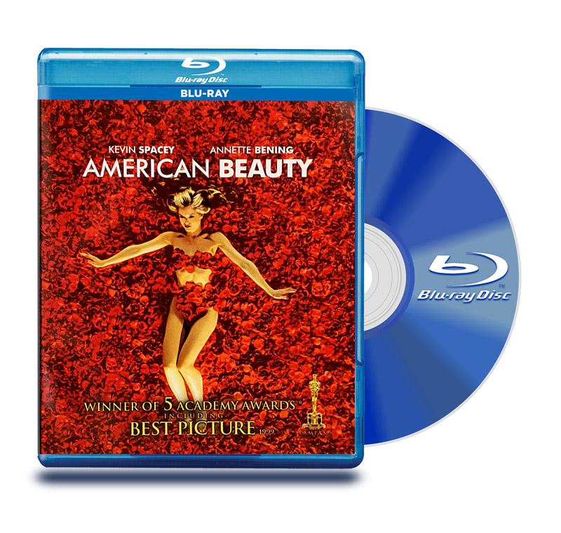 Blu Ray Belleza Americana