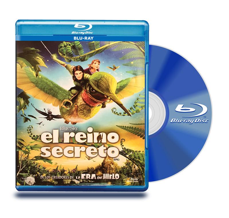 Blu Ray El Reino Secreto