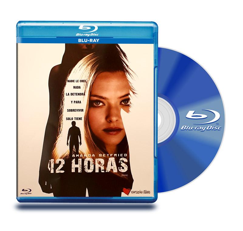 Blu Ray 12 Horas
