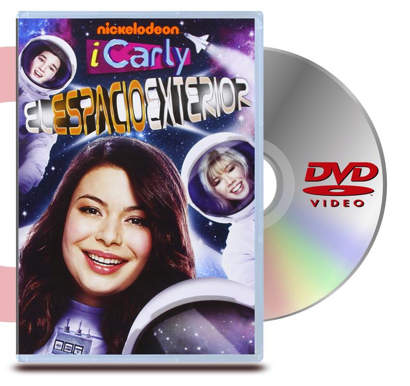 DVD ICarly El Espacio Exterior Seleccion capitulos
