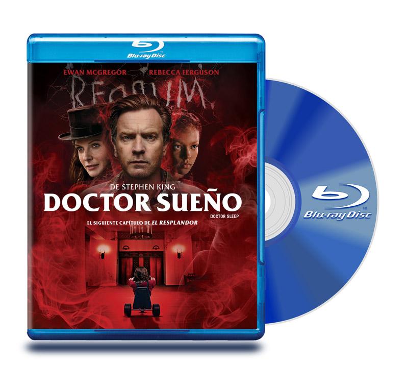 Blu Ray Doctor Sueño