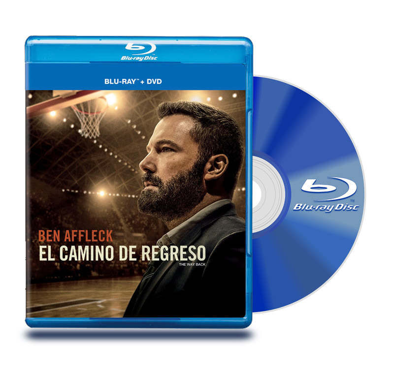 Blu Ray El Camino de Regreso