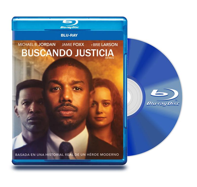 Blu Ray Buscando Justicia