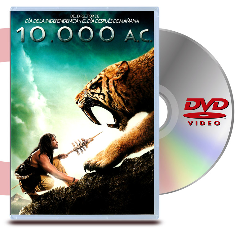 DVD 10.000 A.C
