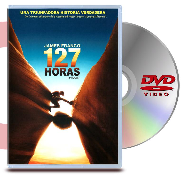 DVD 127 Horas