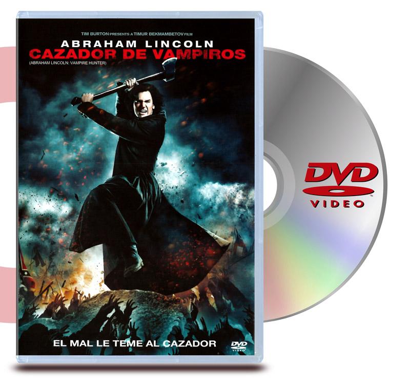DVDV Abraham Lincoln: Cazador de Vampiros