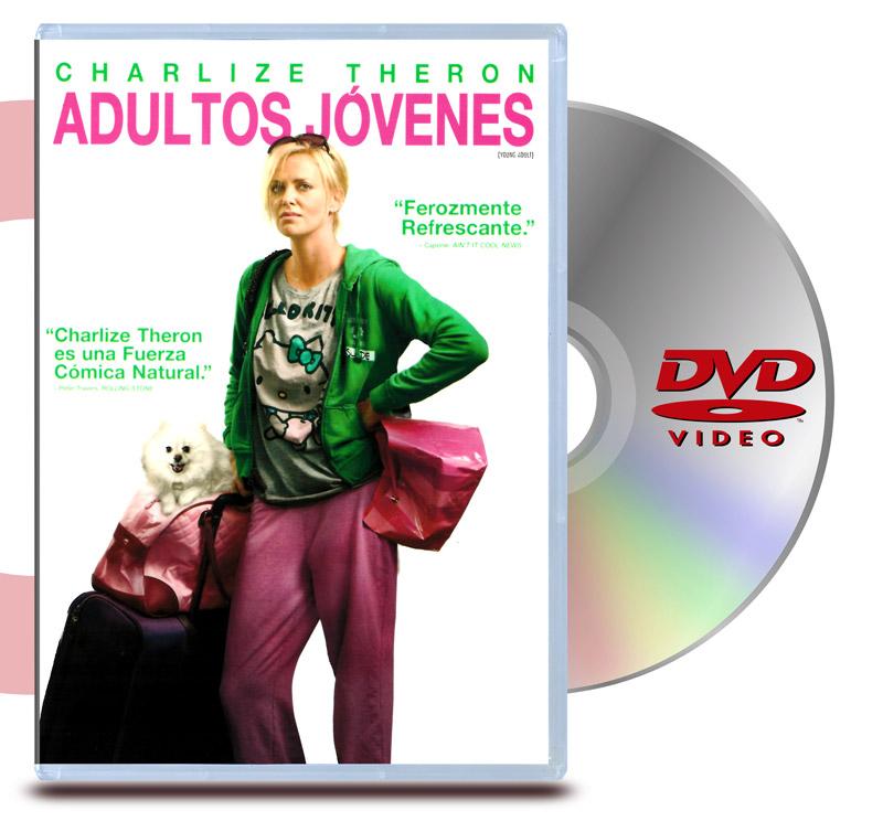 DVD Adultos Jovenes