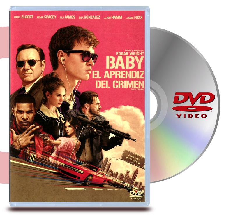 DVD Baby Aprendiz del Crimen