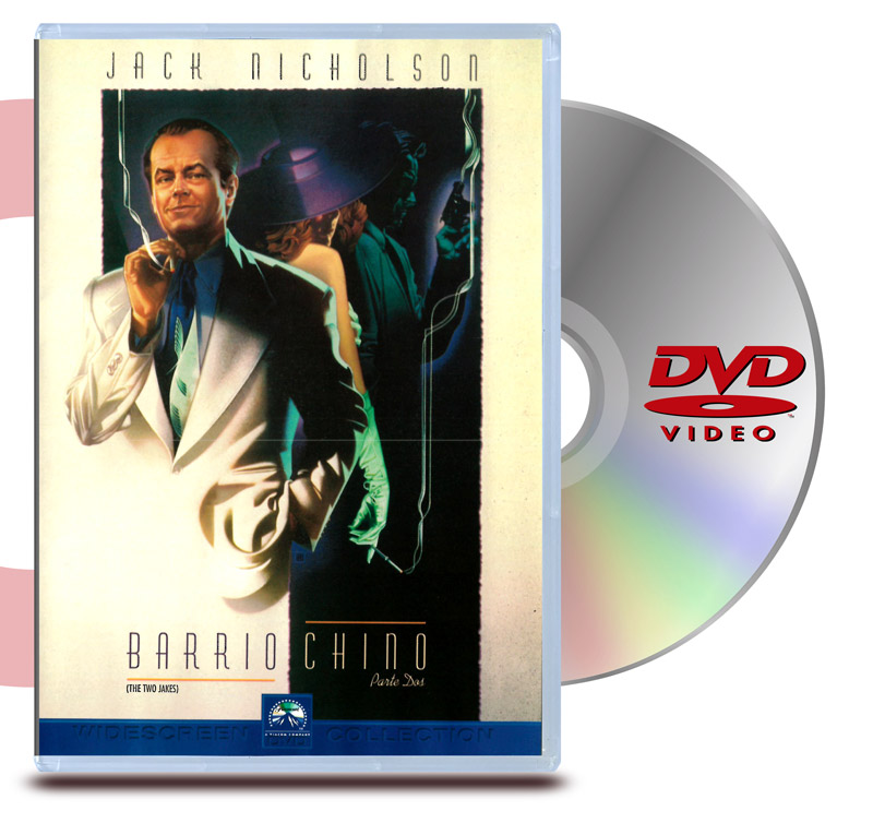 DVD Barrio Chino 2