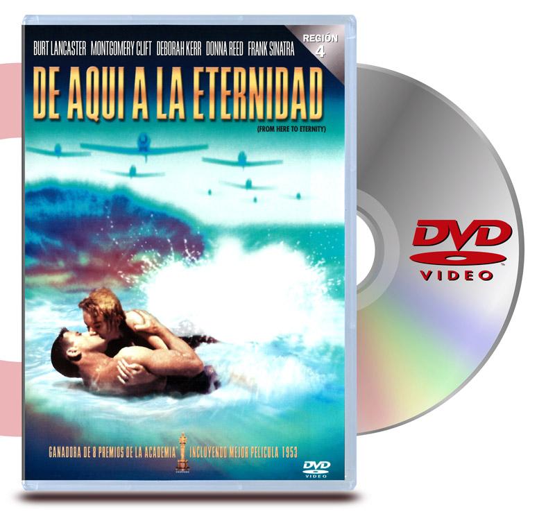 DVD De aqui a la Eternidad
