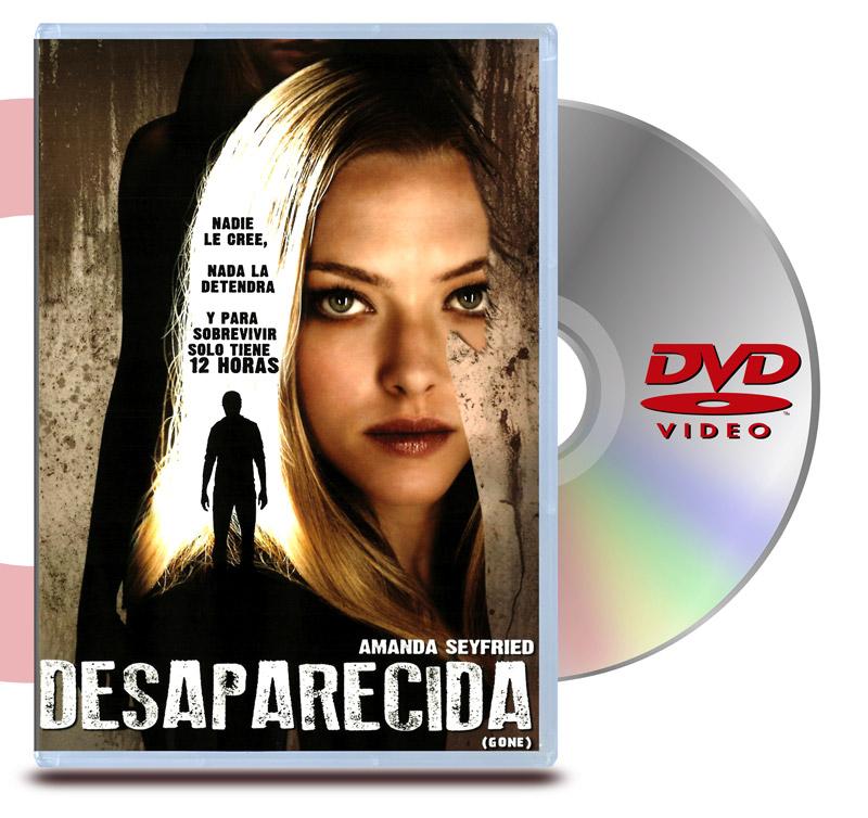 DVD Desaparecida