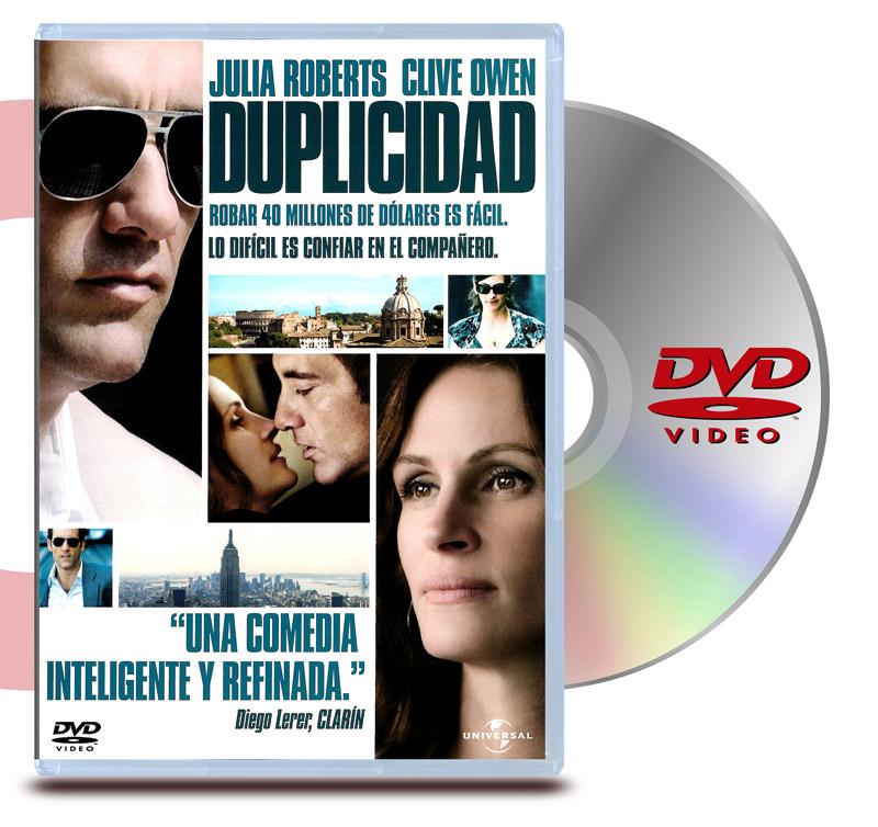 DVD Duplicidad