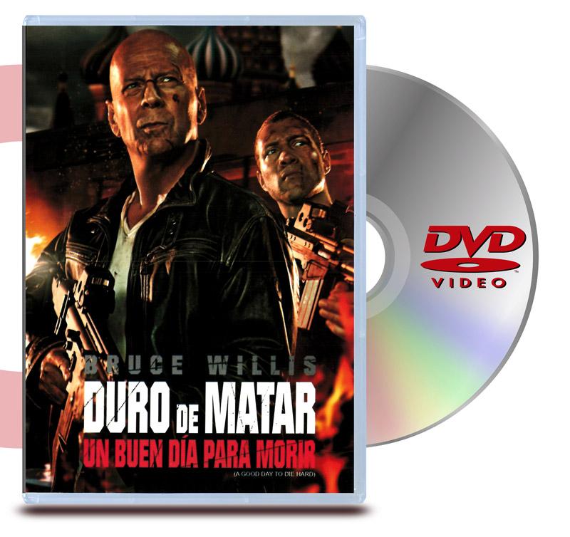 DVD Duro de Matar 5 : Un buen día para Morir