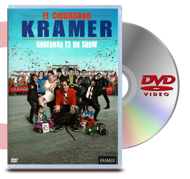 DVD El Ciudadano Kramer