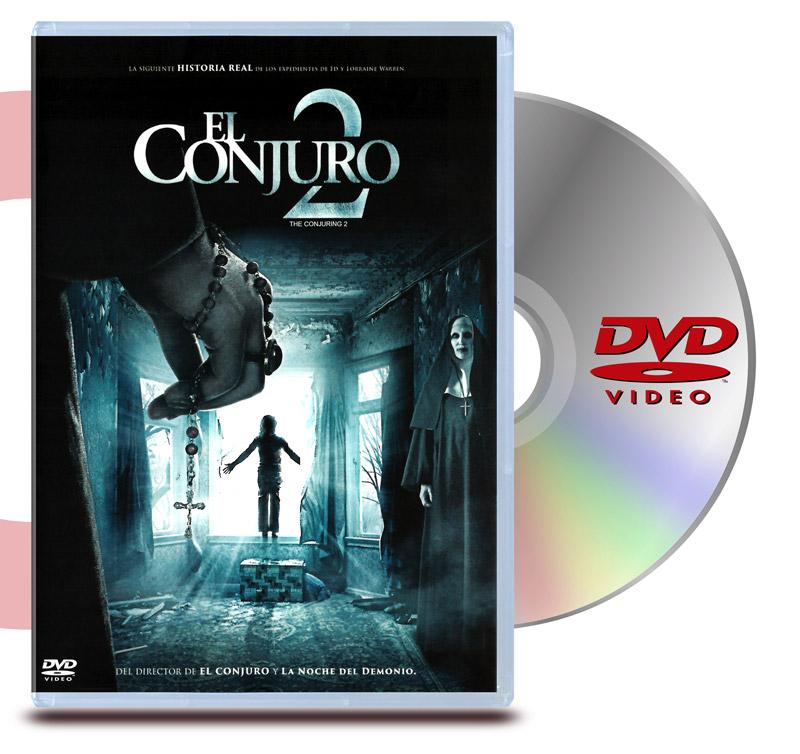 DVD El Conjuro 2
