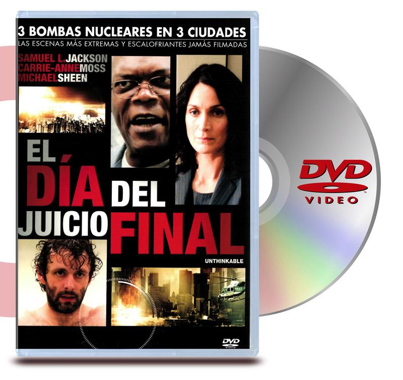 DVD El Día del juicio Final