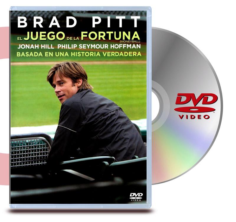 DVD El Juego de la Fortuna