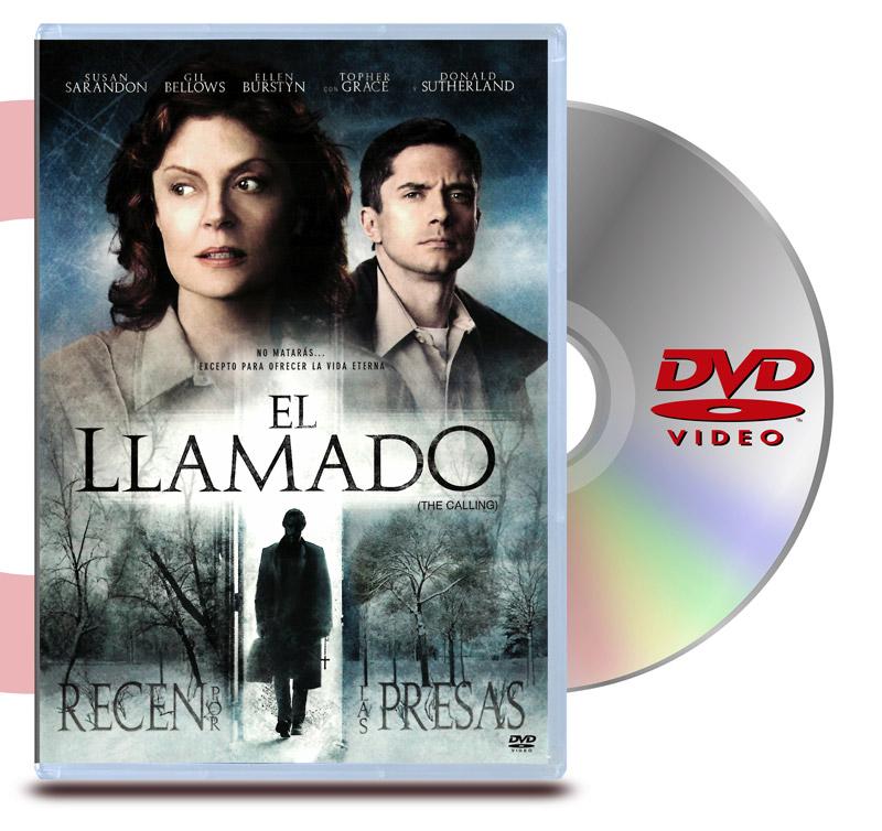 DVD El LLamado