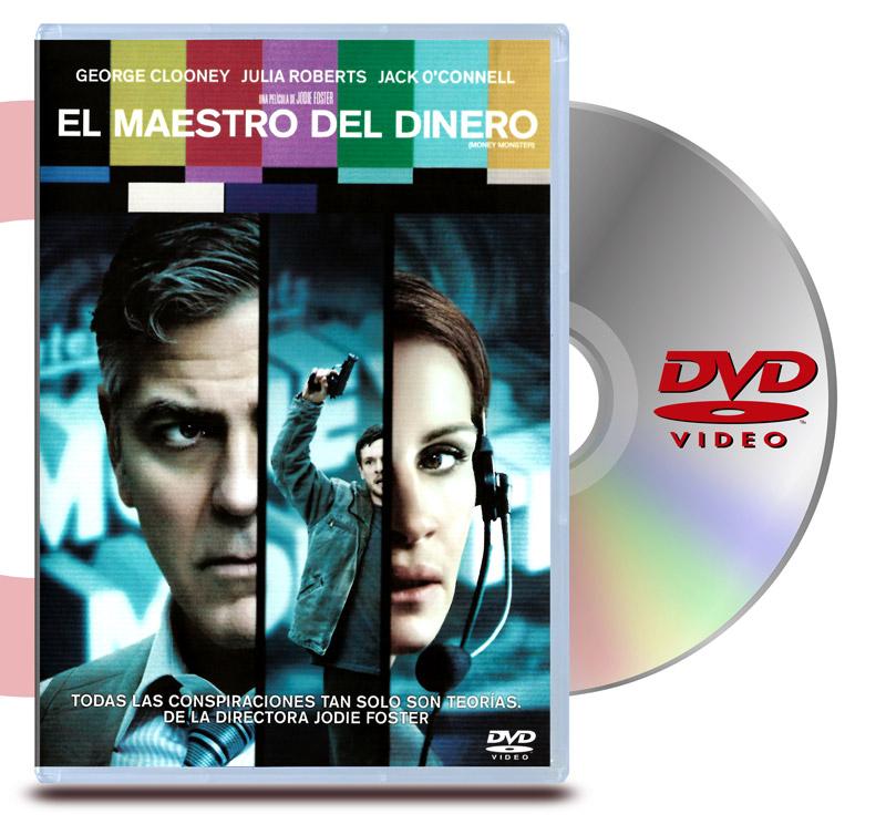 DVD El Maestro del Dinero