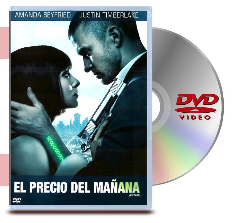 DVD El Precio de Mañana