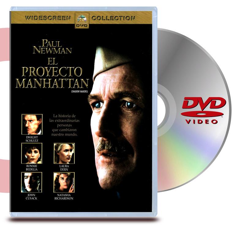DVD El Proyecto Manhattan