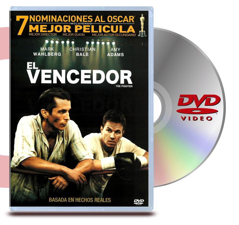 DVD El Vencedor