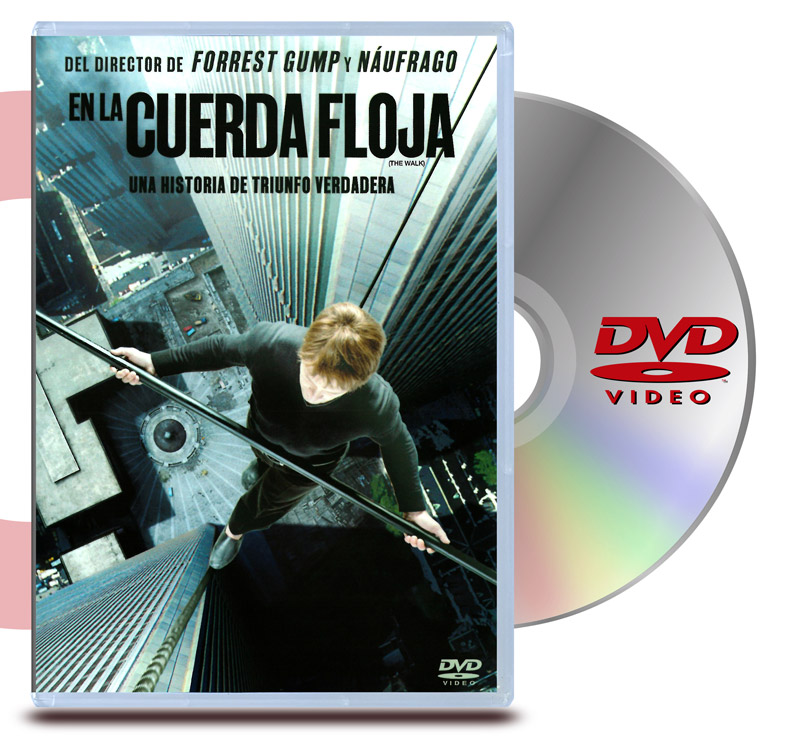 DVD En la Cuerda Floja