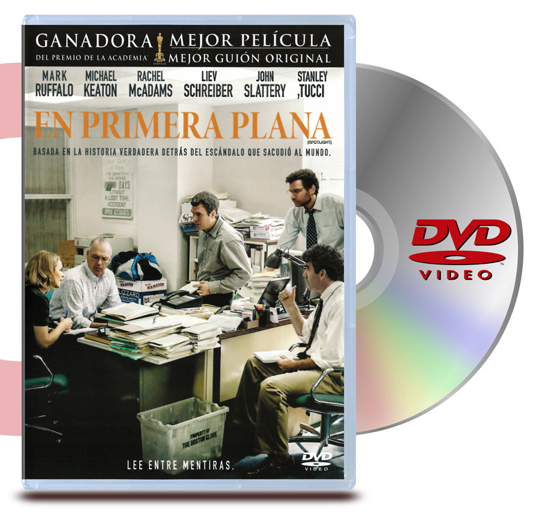 DVD En Primera Plana