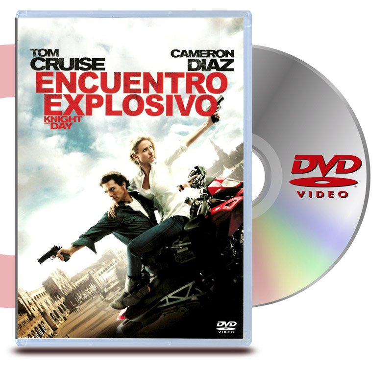 DVD Encuentro Explosivo