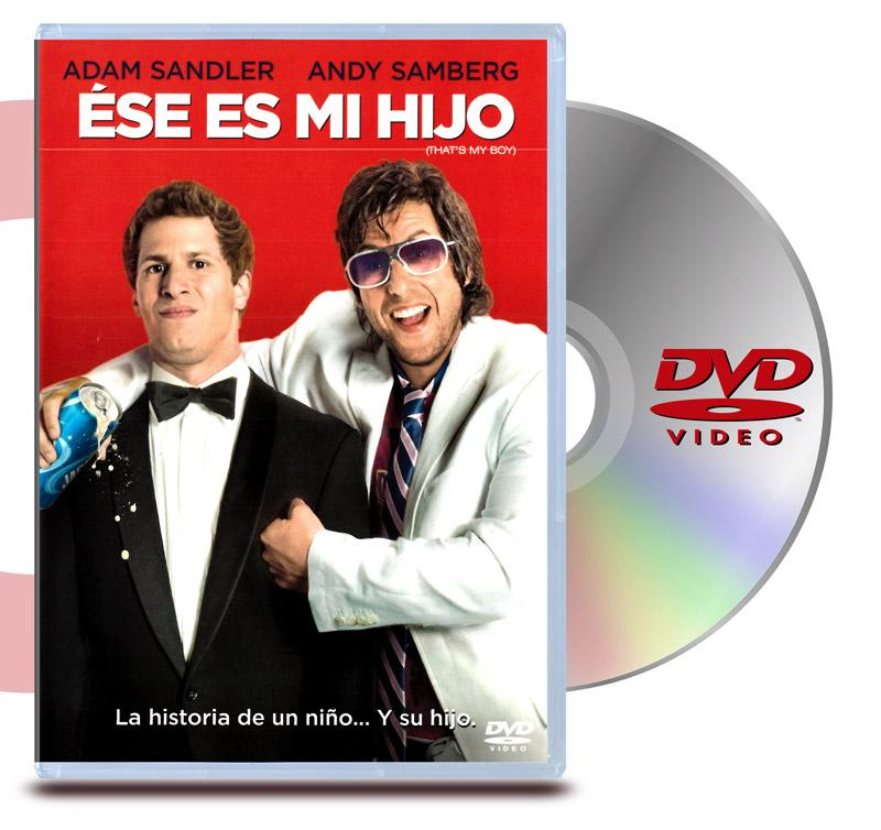 DVD Ese es mi Hijo