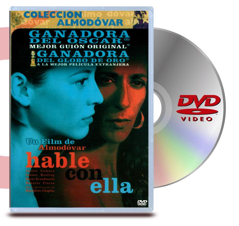 DVD Hable con Ella