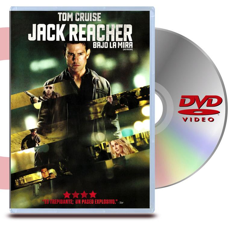 DVD Jack Reacher : Bajo la Mira