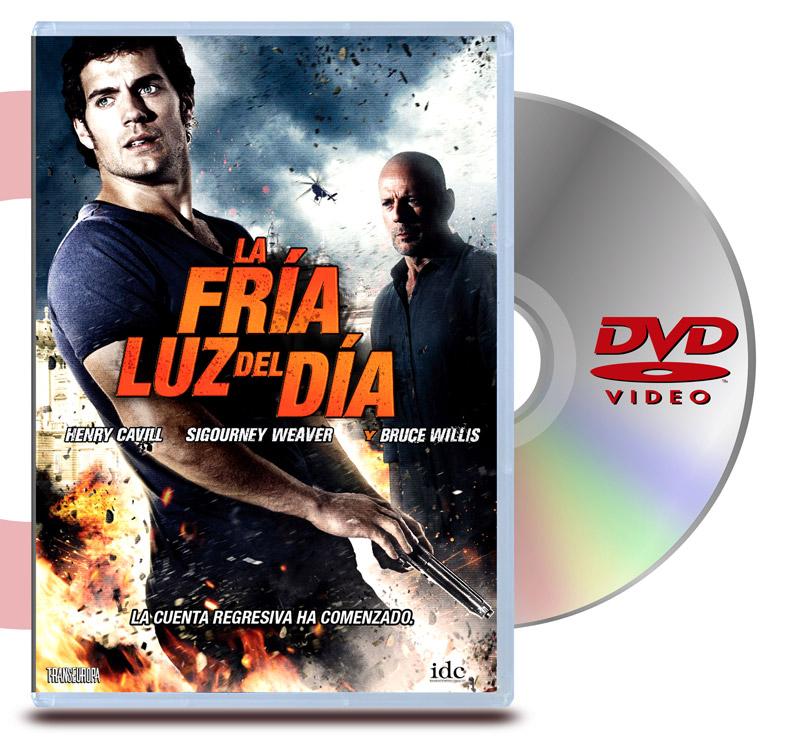 DVD La Fría luz del Día