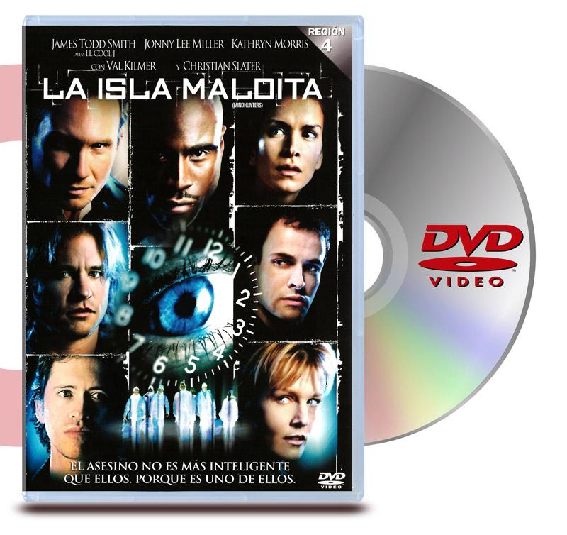 DVD La Isla Maldita