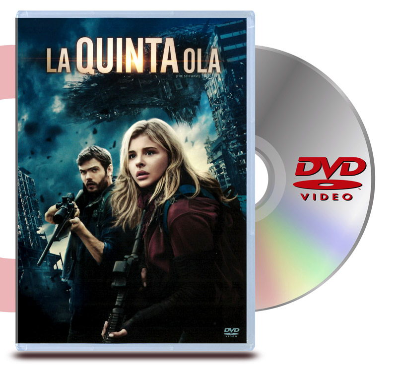 DVD La Quinta Ola